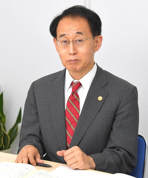 村越法律事務所 代表弁護士 村越 啓悦